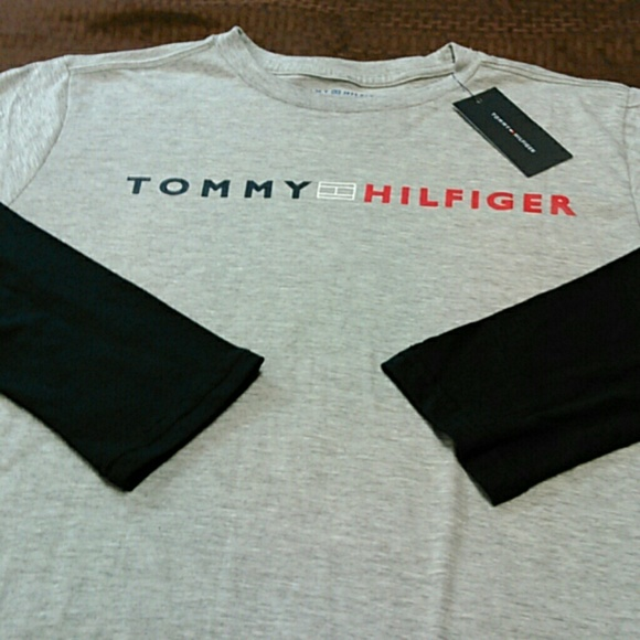 Tommy Hilfiger Other - Boys long sleeve t shirt